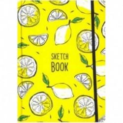 Скетчбук 'Лимоны'