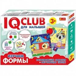 IQ club для малышей 'Изучаем формы'