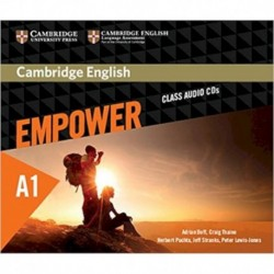 Cambridge English Empower Starter. Audio CD