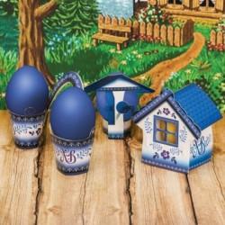 Пасхальный набор для украшения яиц 'Деревенька'