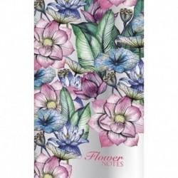Блокнот-голограмма Flower Notes (розовый)