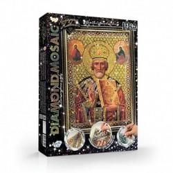 Набор креативного творчества Diamond Mosaic 'Николай Чудотворец' малый