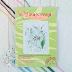 Набор для вышивания 'Свежесть нектара' 16x12 см