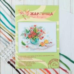 Набор для вышивания 'Осенний натюрморт' 22x17 см