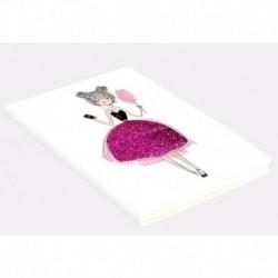 Блокнот для записей 'Get Glitter! Дизайн 4'