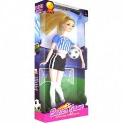 Кукла 'Футболист' с аксессуарами