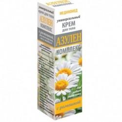 Азулен Комплекс крем для тела с ромашкой 100мл