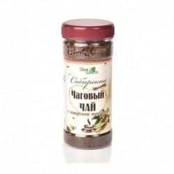 Сибирский чаговый чай c сибирским женьшенем, 90 г
