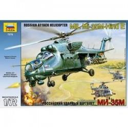 Вертолет 'Ми-35' (М:1/72) (7276П)