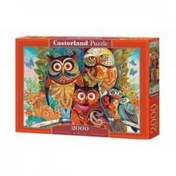 Puzzle-2000 'Совы' (C-200535)
