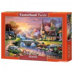 Puzzle Мост через реку