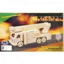 Сборная модель 'Пожарная машина'