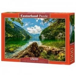Puzzle-1500 'Озеро в Германии' (C-151417)
