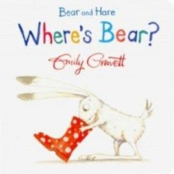Bear and Hare: Where's Bear? (board bk)