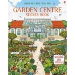 Doll's House sticker book: Garden Centre