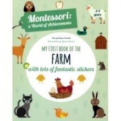 Montessori. My First Book of the Farm
