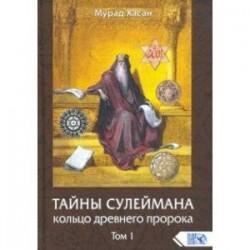 Тайны Сулеймана. Кольцо древнего пророка. Том 1