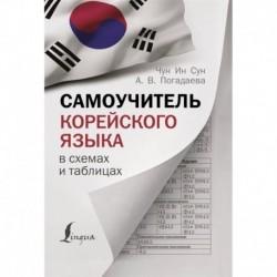 Самоучитель корейского языка в схемах и таблицах
