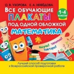 Все обучающие плакаты по математике. Для начальной школы
