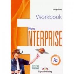 New Enterprise A2. Workbook with digibook app