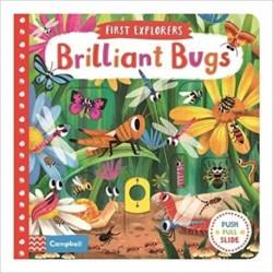 Brilliant Bugs. Board book