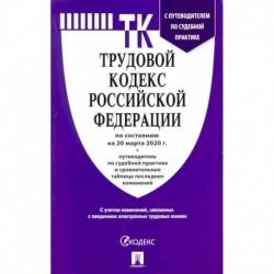 Трудовой кодекс Российской Федерации на 20.03.20