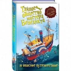 Тайное общество мистера Бенедикта и опасное путешествие