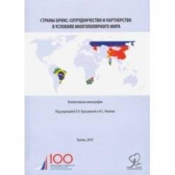 Страны БРИКС. Сотрудничество и партнерство в условиях многополярного мира. Монография