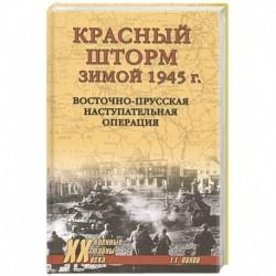 Красный шторм зимой 1945 г. Восточно-Прусская наступательная операция