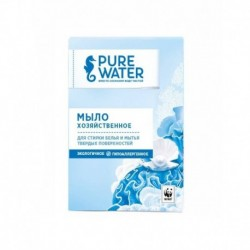 Хозяйственное мыло Pure Water 175 г
