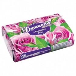 Душистое облако мыло с ароматом розы 90г.