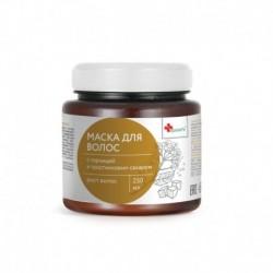 Маска для волос c горчицей и тростниковым сахаром, 250 мл
