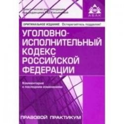 Уголовно-исполнительный кодекс Российской Федерации. Комментарий к последним изменениям
