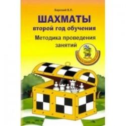 Шахматы. Второй год обучения. Методика проведения занятий
