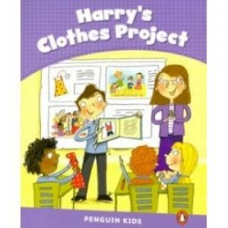 Harry's Clothes Project Bk