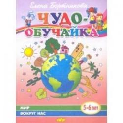 Мир вокруг нас (для детей 5-6 лет)
