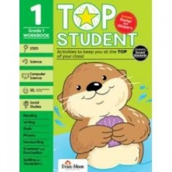 Top Student Workbook. Grade 1