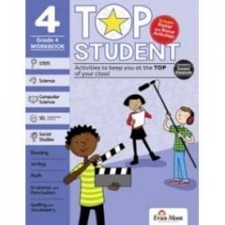 Top Student Workbook. Grade 4