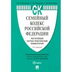 Семейный кодекс Российской Федерации. Постатейный научно-практический комментарий