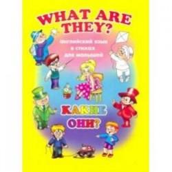 Английский для малышей КАКИЕ ОНИ? (38009)