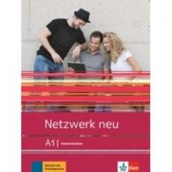 Netzwerk neu A1. Deutsch als Fremdsprache. Intensivtrainer