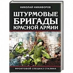 Штурмовые бригады Красной Армии. Фронтовой спецназ Сталина