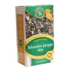 Исландский мох чай 50г