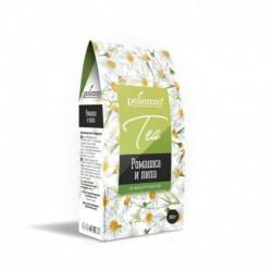 Напиток 'Ромашка и липа' в пакетиках 20x1.5 gr