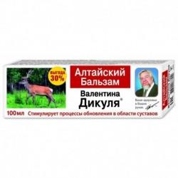 Алтайский бальзам Валентина Дикуля, 100 мл