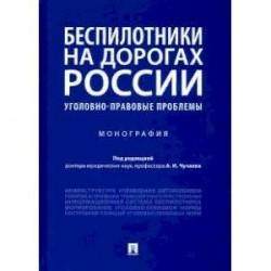 Беспилотники на дорогах России. Монография