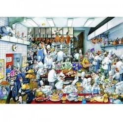 Puzzle-1500 'Приятного аппетита' Blachon (29130)