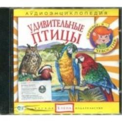 Удивительные птицы. Аудио энциклопедия (CD)