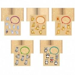 Тетрадь с двойной обложкой 'Веселая компания', А5, 48 листов, клетка