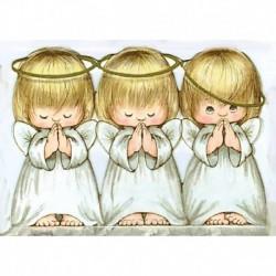 Картина стразами 'Ангелочки'